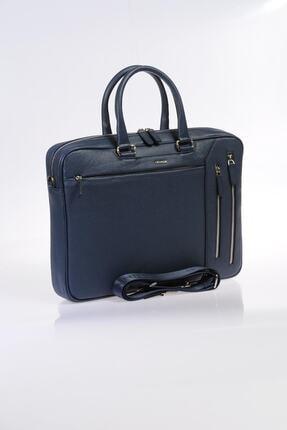 Grande Lacivert Unisex Laptop & Evrak Çantası 8690027123619 1