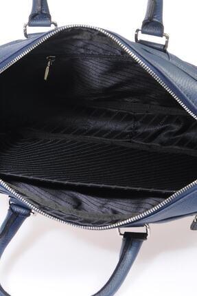 Grande Lacivert Unisex Laptop & Evrak Çantası 8690027123619 3
