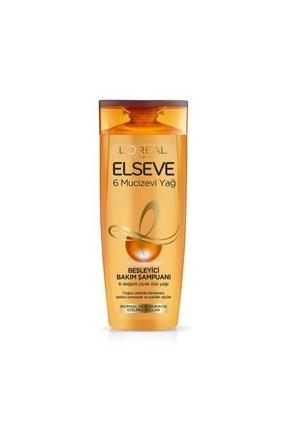 Elseve 5'li 6 Mucizevi Yağ Bakım Şampuanı 360 ml Seti  36005231657975 2