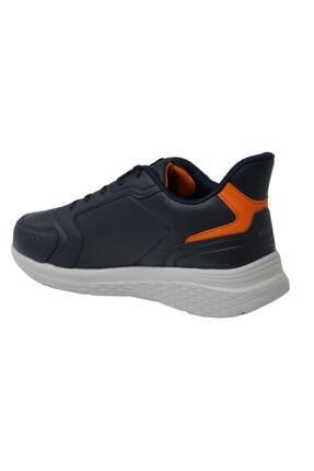 Kinetix MARNED PU Lacivert Erkek Koşu Ayakkabısı 100535588 2