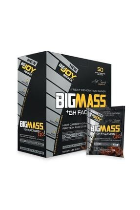 Bigjoy Sports Bigjoy Big Mass Gh Factors Go 5000 gr 50 Saşe Çikolata 0