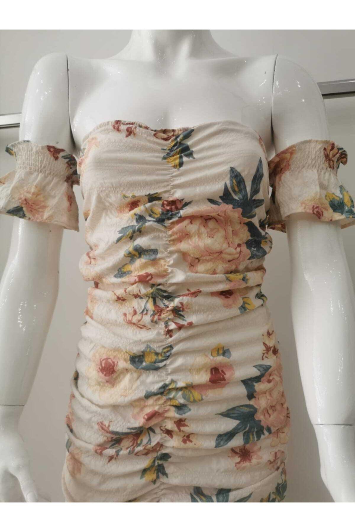 Sateen Kadın  Elbise