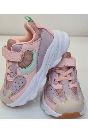 Vicco Günlük Kız Çocuk Spor Ayakkabı Pudra 1