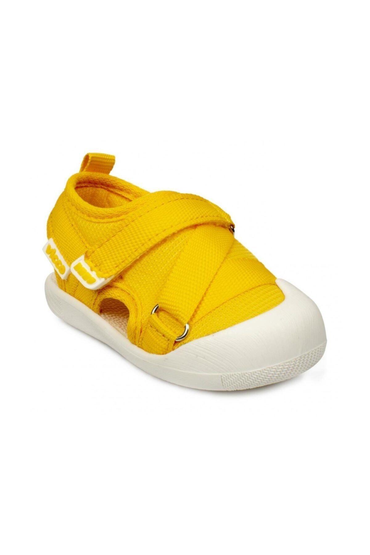 950.e20y.501 Ilk Adım Sarı Çocuk Spor Ayakkabı