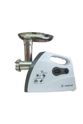 HARLEM Et Kıyma Makinesi 2200 W Sucuk Sosis Içli Köfte Aparatlı 0