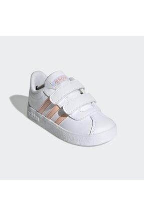 adidas Kız Çocuk Somon Rengi Spor Ayakkabı 1