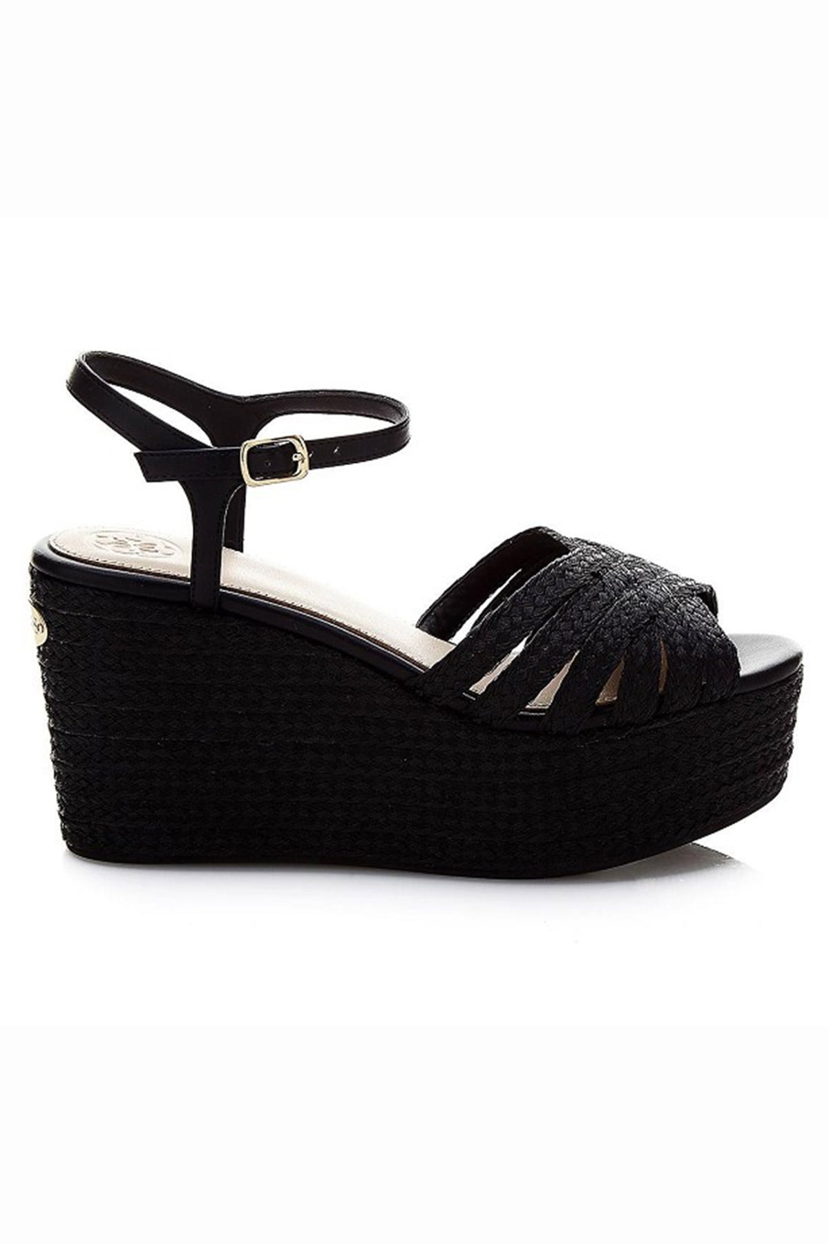 Guess Collection Kadın Dolgu Topuklu Ayakkabı FLGBN2LEL03