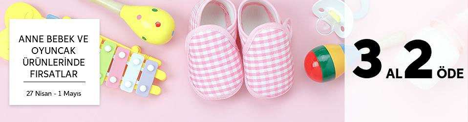 Anne Bebek ve Oyuncak Ürünlerinde Fırsatlar