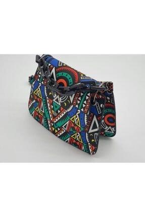eblack Kadın Renkli  Çanta 2