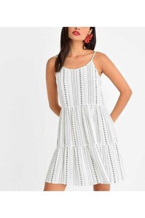 OXİJEN GİYİM Askılı Elbise 0