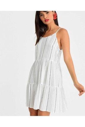 OXİJEN GİYİM Askılı Elbise 1