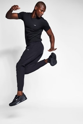 Lescon Siyah Erkek T-shirt 20s-1294-20b 2