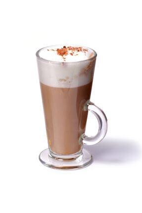 Paşabahçe Colombian 263 ml Kulplu Bardak 2'li - Latte, Limonata, Meşrubat Vb. Bardağı 0