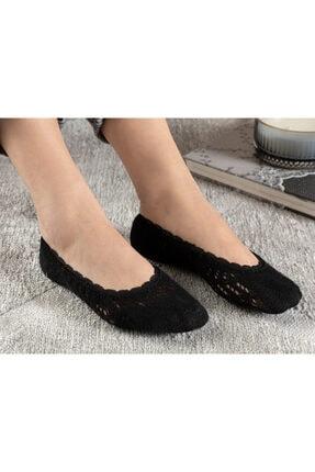 English Home Fairy Pamuk Kadın Çorap Siyah 0