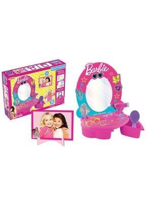Barbie Güzellik Seti + Makyaj Seti Evcilik Oyuncak Kız Çocuk Oyuncak Depomiks 1