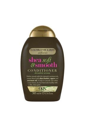 OGX Elektriklenme Karşıtı Shea Soft&Smooth Sülfatsız Bakım Kremi 385 ml 1
