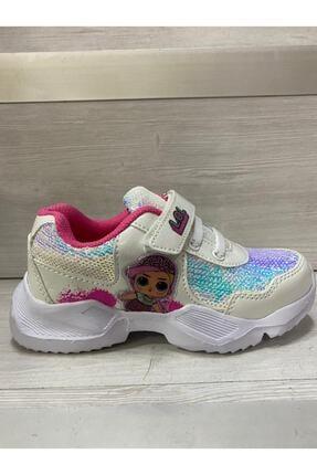 .P1FX Beyaz Kız Çocuk Fashion Sneaker 100938489 resmi