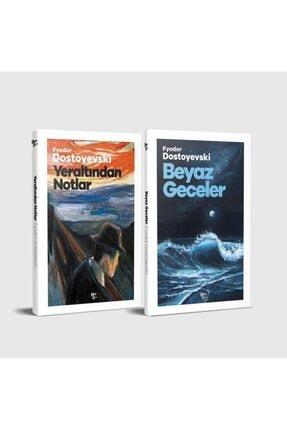 Halk Kitabevi Dostoyevski Unutulmaz Eserleri Seti - 2 Kitap 0