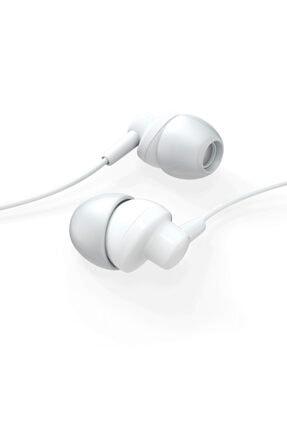 Syrox Beyaz Kablolu Kulak Içi Kulaklık 3