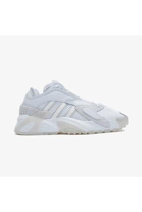 adidas Streetball Erkek Beyaz Spor Ayakkabı 0