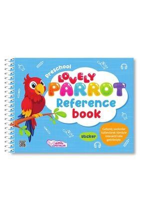 Pembe Patikler Yayınları Lovely Parrot Reference & Actıvıty Book (Preschool) 0