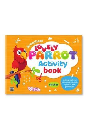 Pembe Patikler Yayınları Lovely Parrot Reference & Actıvıty Book (Preschool) 2