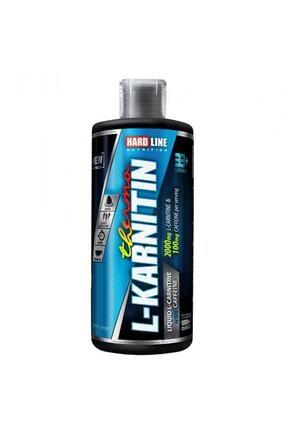 Hardline Thermo L-karnitin Sıvı 1000 ml Şeftali Aromalı 0