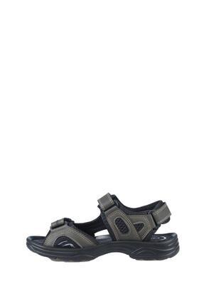 Castle Black Unisez Haki Cırtbantlı Sandalet K-3 2