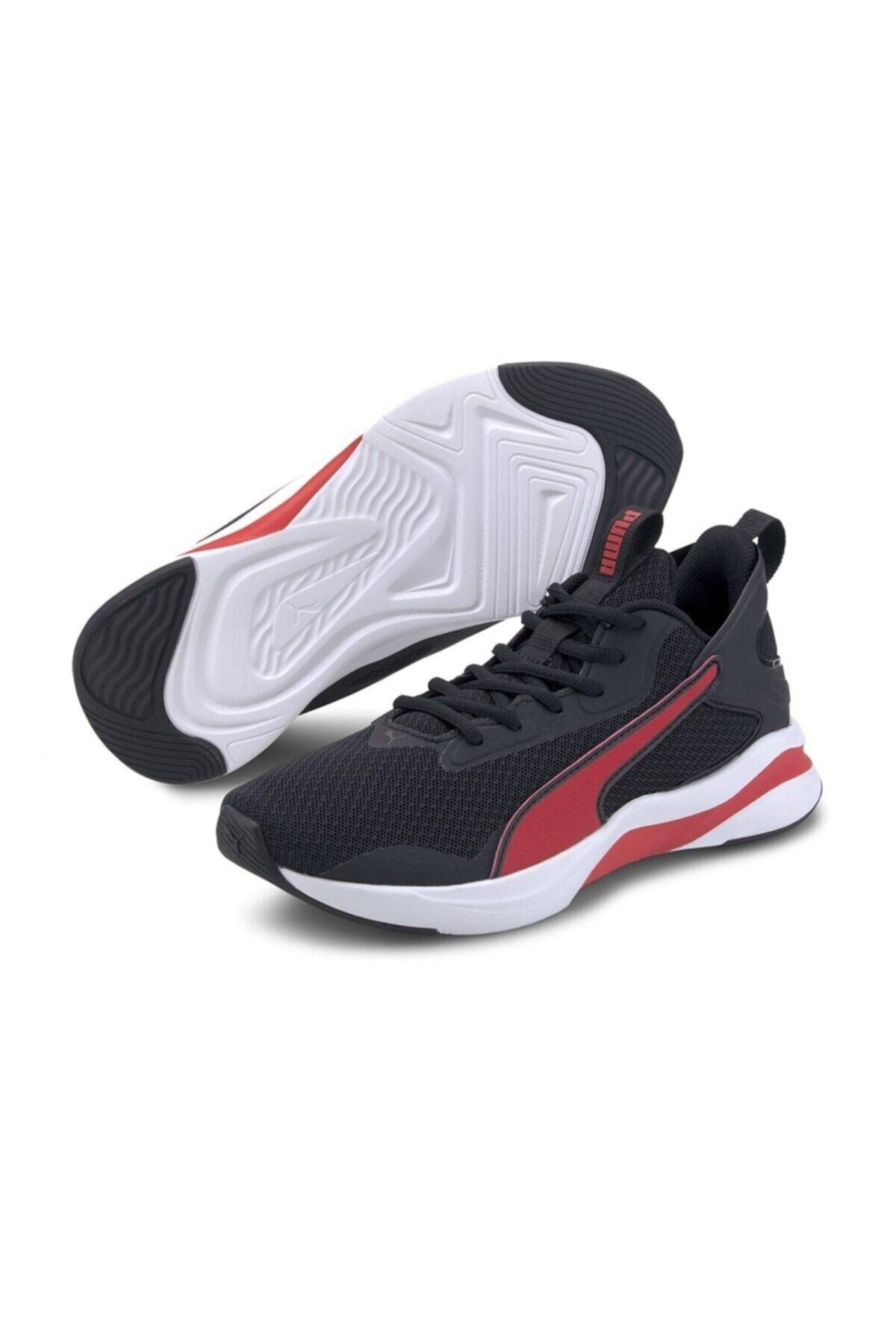SOFTRIDE RIFT JR Siyah Kadın Sneaker Ayakkabı 101119184