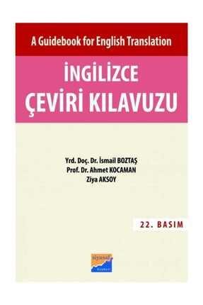 Siyasal Kitabevi A Guidebook For English Translation İngilizce Çeviri Kılavuzu - Cevap Anahtarı 0