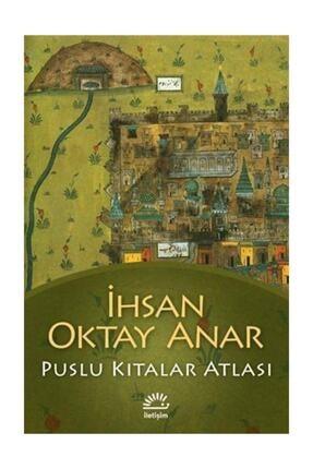 İletişim Yayınları Puslu Kıtalar Atlası Ihsan Oktay Anar 0