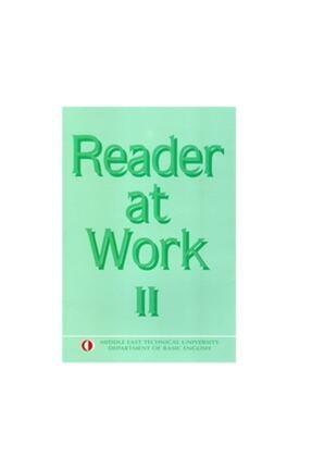 ODTÜ YAYINLARI Reader At Work 2 0