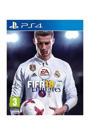 Electronic Arts Fifa 18 - Türkçe Menü Ps4 Oyun 0