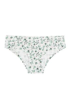 Penti Kadın Çok Renkli Cute Plants Hipster Külot 3'lü 3
