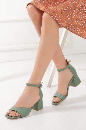 Kadın Klasik Topuklu Ayakkabı tekbant--hotiç