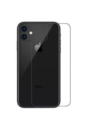 Telefon Aksesuarları Tmstore Iphone 11 Arka Kırılmaz Cam Blitzpower Nano Ekran Koruyucu 0