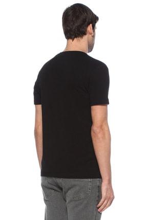 Beymen Club Siyah Bisiklet Yaka Basic T-shirt 2