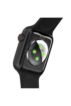 SmartWatch W26+ Smart Watch 6 Plus Akıllı Saat Super Copy 2.nesil Yan Düğme Döndürme Aktif 4