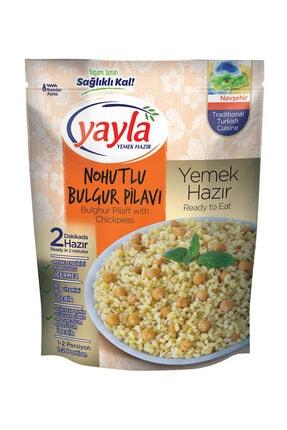 Yayla Hazır Nohutlu Bulgur Pilavı 250 gr 1