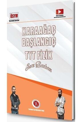 karaağaç yayınları Karaağaç Başlangıç Tyt Fizik Soru Bankası 0