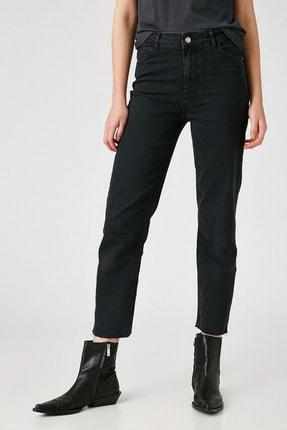 Koton Kadın Siyah Jeans 1KAK47026MD 2