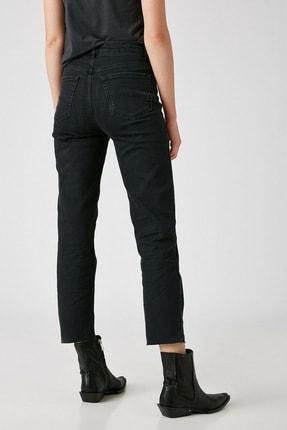 Koton Kadın Siyah Jeans 1KAK47026MD 3