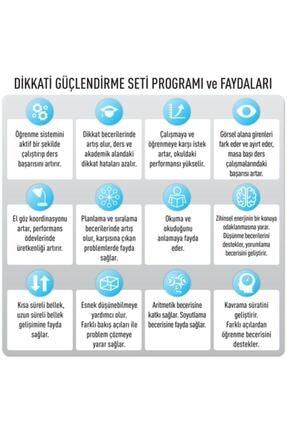 Adeda Yayınları Adeda Dikkati Güçlendirme Seti 2 Yaş Osman Abalı 3