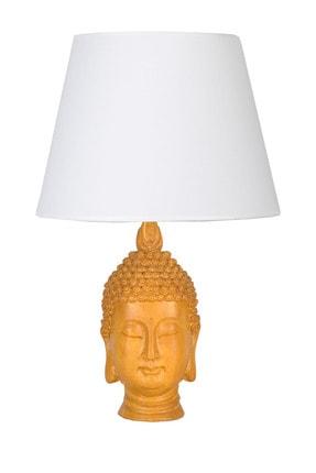 Beyaz Modern Dizayn Büyük Buda Abajur qdecbbudaabj039