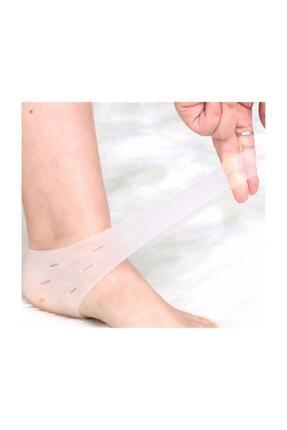 Orkidetr Topuk Çorabı Topuk Yumuşatıcı %100 Silikon - Türk Malı 1