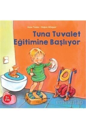 İş Bankası Kültür Yayınları Tuna Tuvalet Eğitimine Başlıyor ,Anna Taube 9786257070652 0