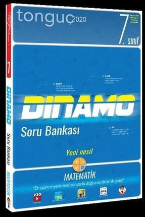 Tonguç Akademi 7. Sınıf Matematik Dinamo Soru Bankası 0