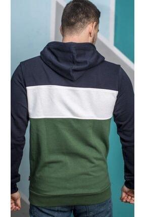 Levi's Erkek Yeşil Sweatshirt 4