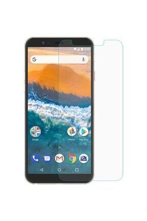 NewFace General Mobile Gm20 Uyumlu Lüx Şeffaf Silikon Kılıf + Ekran Koruyucu Kırılmaz Cam 1