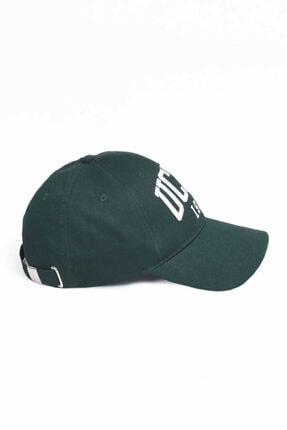 Ucla Unısex Yeşil Baseball Cap Ballard Şapka 3